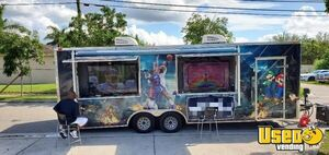 Ready to Roll 2015 - 24' Mobile Video Game Business / Mobile Entertainment Trailer for Sale in Florida!
