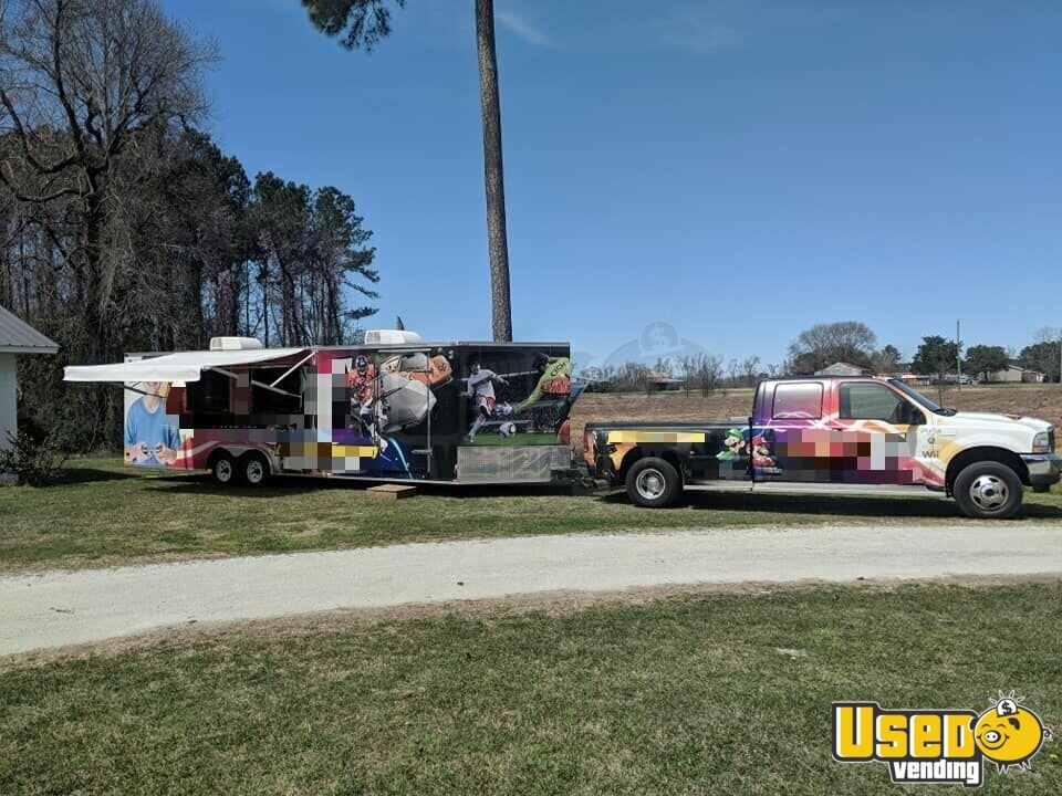 Party / Gaming Trailer Generator Ohio for Sale - 5