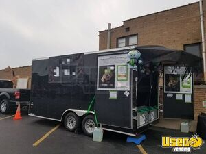 8.5' x 16' Gaming Trailer/Mobile Laser Shooting Game Unit for Sale in Illinois!