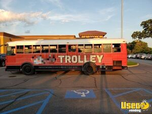 Super Cool Retro Style Year 2000 Trolley Charter / Party Bus for Sale in Indiana!