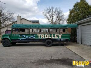 1995 International Mobile Trolley Charter/Tour Party Bus for Sale in Indiana!