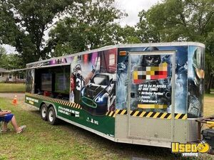 2016 - 7' x 32' Mobile Video Gaming Trailer / Turnkey Mobile Video Game Busines for Sale in Michigan!