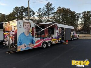Turnkey Mobile Video Gaming Trailer Party Business with Truck & Games for Sale in Ohio, Loaded!