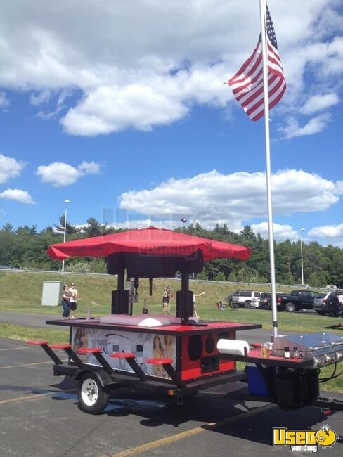 Party / Gaming Trailer Rhode Island Gas Engine for Sale