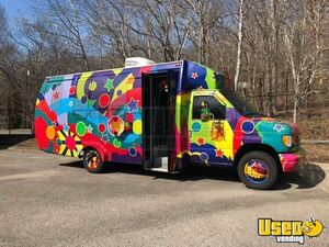 Ford E55 Party Bus / Used Mobile Entertainment Vehicle for Sale in Tennessee!!