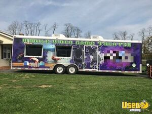 2005 - 30' Mobile Gaming Trailer / Mobile Video Game Business for Sale in Virginia!!