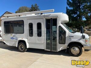 Turnkey Ready 2009 Ford E350 Mobile Pet Care Grooming Business for Sale in California!!!