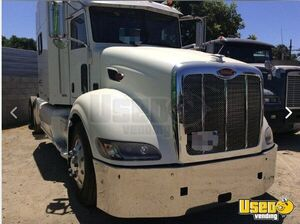 2008 Peterbilt 386 Sleeper Cab Semi OTR Truck for Sale in California- Nice!!!