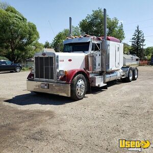 2004 Peterbilt 379 EXHD Sleeper Cab Semi Truck 550hp Cat 18-Speed for Sale in Colorado!
