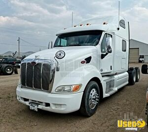 2011 Peterbilt 387 Sleeper Cab Semi Truck 425hp Cummins ISX 15 for Sale in Colorado!