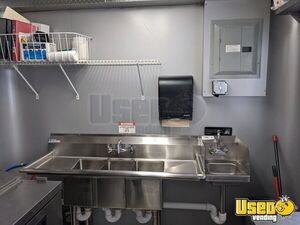 Pizza Concession Trailer Pizza Trailer Hot Water Heater Illinois for Sale
