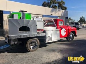 Vintage 1958 - 10' Chevrolet 3100 Wood-Fired Pizza Truck Conversion for Sale in California!