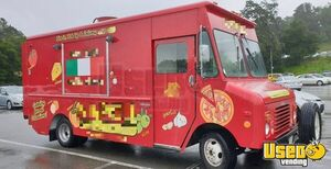 Chevy Grumman 25' Step Van Pizza Truck / Mobile Kitchen Truck for Sale in California!