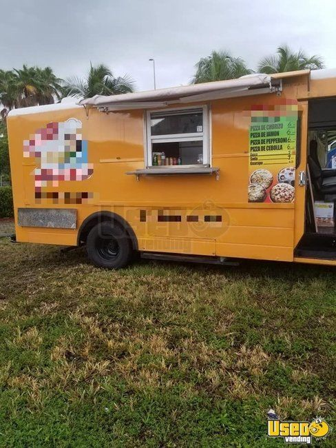 1987 Chevrolet G-Series G30 Food Truck / Mobile Kitchen for Sale in Florida!