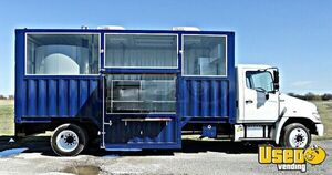 2008 Hino 268 Pizza Truck Mobile Kitchen for Sale in Illinois!!!