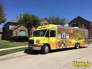 2015 Pizza Food Truck / Gently Used Mobile Food Unit in Very Good Shape for Sale in Louisiana!