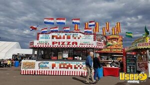 8' x 16' Pizza Concession Trailer for Sale in Arizona!!!
