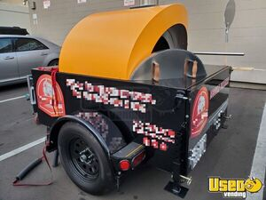 2019 4' x 6' Wood Burning Premier Alfa Pizza Oven w/ 12' Trailer for Sale in California!