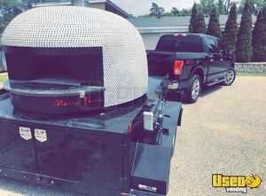 2018 Marra Forni Wood Fired Pizza Oven Trailer for Sale in Florida!