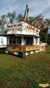 7' x 12' Pizza Concession Trailer for Sale in Missouri!!!