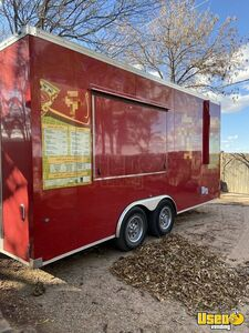 Lightly Used 2020 Worldwide 8.6' x 18' Turnkey Pizza Concession Trailer for Sale in New Mexico!