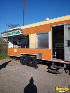 Fully Self-Contained and Turnkey Ready 8' x 20' Pizza Concession Trailer for Sale in Ohio!!!