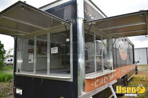 2009 Wells Cargo 8' x 32' Pizza Concession Trailer / Mobile Pizza Business for Sale in Texas!!