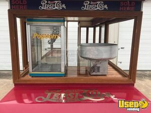 Popcorn Wagon Concession Stand Food Cart 6 Oklahoma for Sale