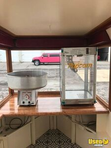 Popcorn Wagon Concession Stand Food Cart 8 Oklahoma for Sale