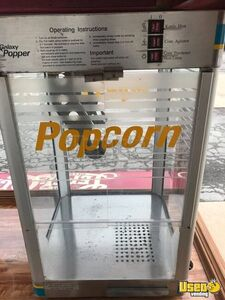 Popcorn Wagon Concession Stand Food Cart 9 Oklahoma for Sale