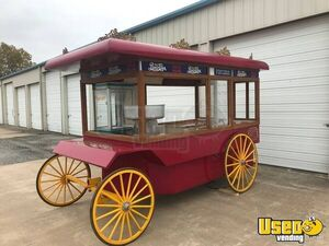 Popcorn Wagon Concession Stand Food Cart Additional 1 Oklahoma for Sale