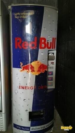 Red Bull Vending Machine Royal Soda Machine Florida for Sale