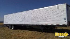 2008 Utility 300R Reefer Semi Trailer with 2012 Carrier Unit for Sale in Oregon!