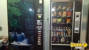 (2) - Full Size Electronic Snack & Soda Vending Machines!!!