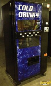 Dixie Narco DN-501E Electronic Soda Vending Machine for Sale in Illinois!