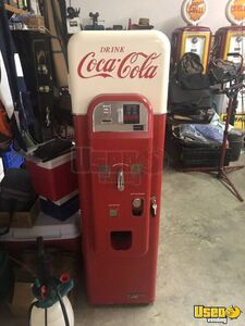 Wurlitzer Vintage Style Coca-Cola Retro Soda Vending Machine for Sale in Illinois!