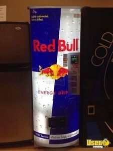 Royal Vendors Red Bull Energy Beverage Electronic Vending Machines for Sale in Utah!