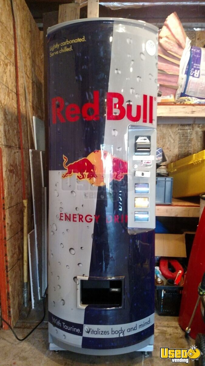 Royal Red Bull Machine | Vending Machine for Sale in ...