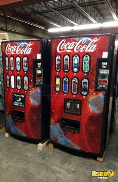 Royal Vendors 660 9 Coke Machine For Sale In New Jersey