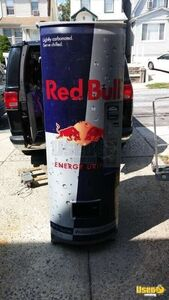 (25) Used Red Bull Vending Machines by Royal Vendors for Sale in New York!!!