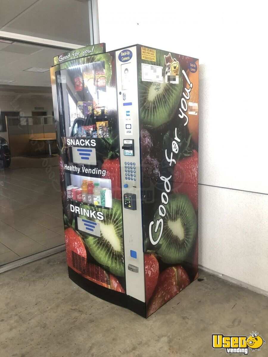 Saega Hy900 Healthy You Vending Combo 4 California for Sale - 4