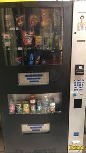Seaga Futura Snack Soda Used Combo Vending Machine for Sale in California!