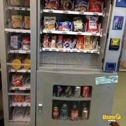 Used Seaga Office Deli Snack Soda Vending Machine Combos for Sale in Maryland!