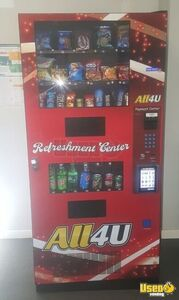 2013 Seaga A4U4000 All 4 U Electronic Snack & Soda Vending Machines for Sale in Ohio!