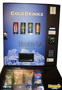 NEW 2018 Cashless Compact Cooler Combo Vending Machines for Sale in Ontario!