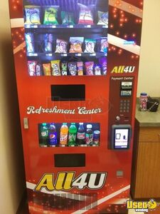 2016 Seaga A4U4000 Combo Vending Machines for Sale in Pennsylvania!