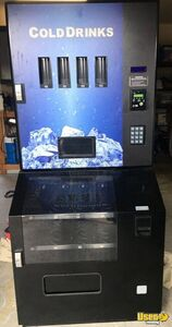 2018 Seaga Cashless Cooler Compact Snack & Drink Combo Vending Machines for Sale in Texas, 2 NEW!