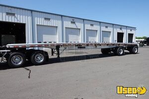 Ready to Load 2018 MAC 48 x 102 Flatbed Semi Trailer/Used Semi Trailer for Sale in Alabama!