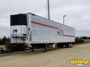2004 Great Dane Reefer Semi-Trailer / Used Tractor Trailer for Sale in Kansas!