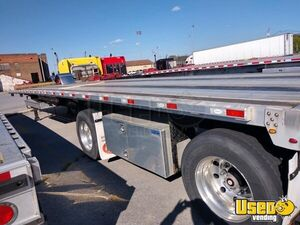 2015 Dorsey Combo Flatbed Semi Trailer in Good Condition for Sale in Tennessee!